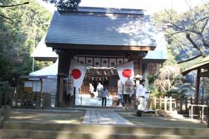 鎌田神明宮