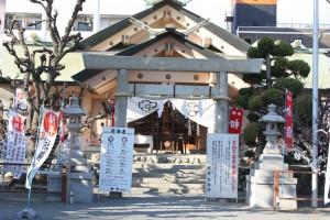 櫻宮 - 拝殿