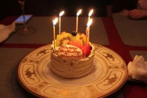 小松屋 - 誕生日ケーキ