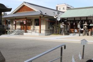 都島神社 - 境内