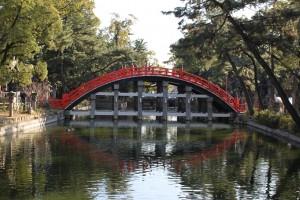 住吉大社 - 反橋