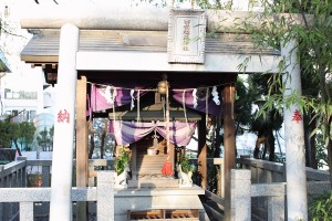 亀岡八幡宮 - 出世稲荷神社