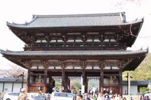 仁和寺 - 二王門