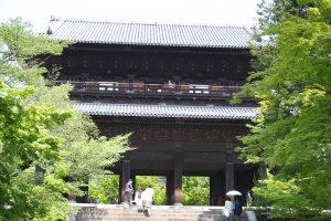 南禅寺 - 三門
