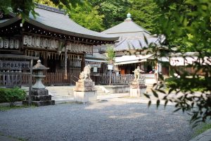 熊野若王子神社 - 境内