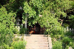 大豊神社 - 拝殿