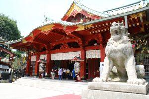 神田神社 - 拝殿