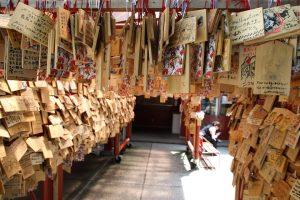 神田神社 - 絵馬所