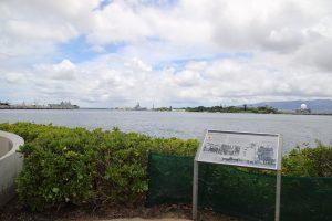 戦艦ミズーリとアリゾナ記念館