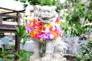 ハワイ出雲大社 - 狛犬