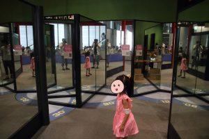 大阪市立科学館 - 鏡