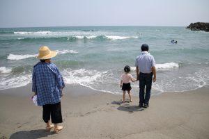 静岡の海岸
