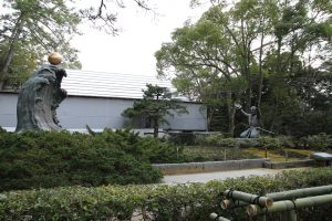 出雲大社 - ムスビの神像