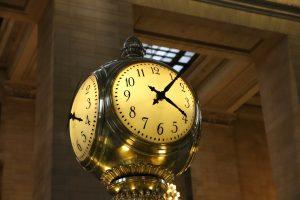 グランドセントラル駅 - 時計