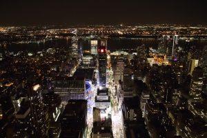 マンハッタン夜景