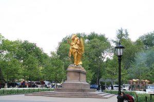 ウィリアム シャーマン記念碑