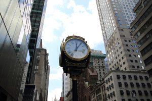 トランプタワー - 時計