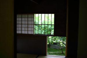 瑠璃光院 - 窓