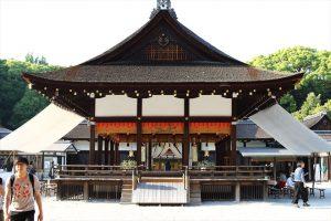 下鴨神社 - 舞殿