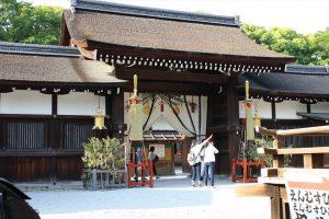 下鴨神社 - 中門